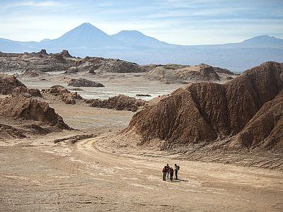 Desert & Altiplano Atacama Desert