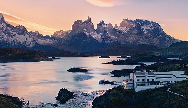 Lodge Torres del Paine Patagonia