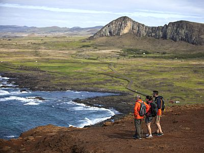 Boundless Easter Island Logde