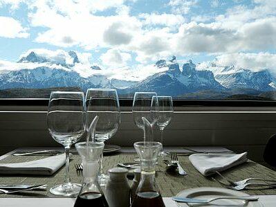 Explora Logdes Why explora Torres del Paine